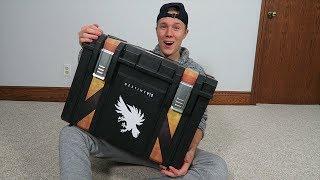 INSANE NVIDIA Destiny 2 Loot Crate Unboxing!