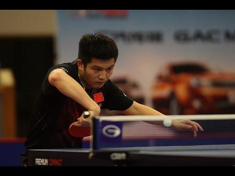 Swedish Open 2014 Highlights: Fan Zhendong Vs Fang Bo (FINAL)