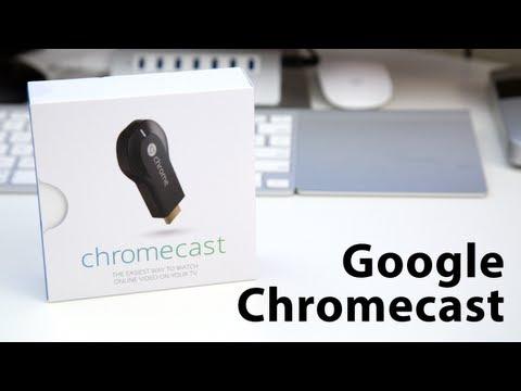 [Review] Google Chromecast: Overview. Setup. And Demo