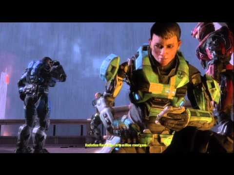 Halo: Reach - The Death of Kat-B320 HD