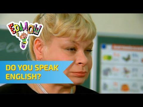 "Ералаш №182 ""Do you speak English?"""