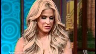 Kim Zolciak on The Wendy Williams Show