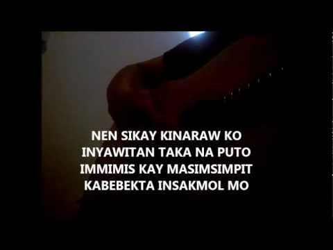 Aroen Taka Anggad Patey By  Beryong  2013 ( Pusong Bato Pangasinan Version ) video
