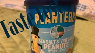 Vinegar and Salt peanuts taste test | Inspired by PR Gang and Prissy P