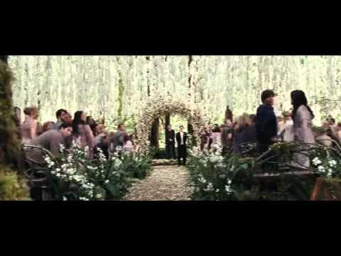 Twilight 4 marriage de bella et edward