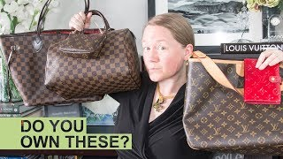 10 Popular LOUIS VUITTON Items That Don't Work for Everyone || Autumn Beckman