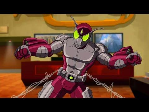 Великий Человек-паук - Жукомания - Сезон 1, Серия 16 | Marvel