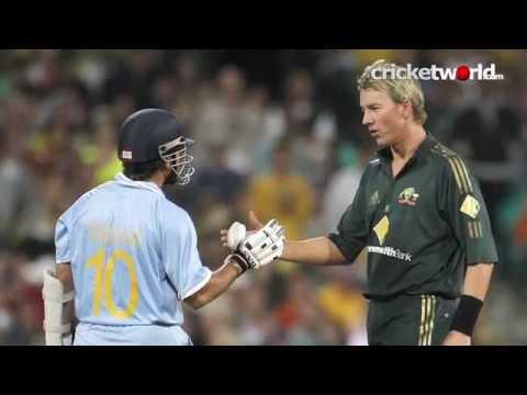Sachin Tendulkar was my favourite to bowl to - Brett Lee - Cricket World TV