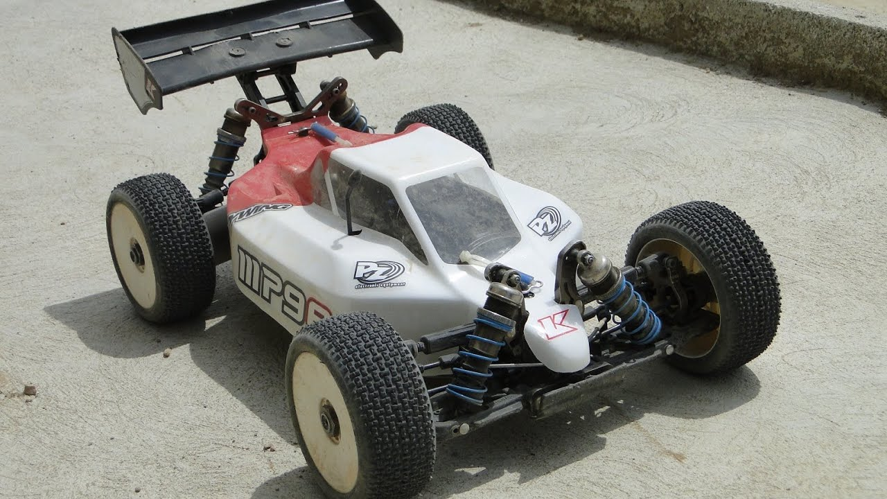 Moteur Kyosho Inferno Kyosho Inferno Mp9e rc Buggy