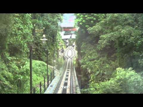 Penang Hill New Train