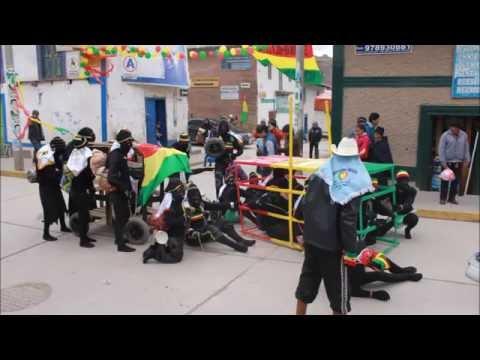 NEGRERIA DE HUAYLLAY 2014 - Sudan Africa Corazon parte (4)