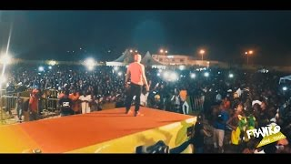 Le gigantesque concert de FRANKO à Lomé - TOGO [Video by Landry Toukam Films]