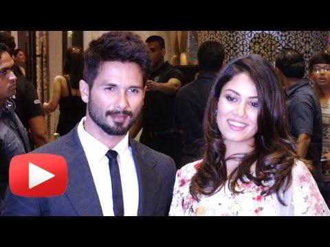 Shahid Kapoor, Mira Rajput, Abhishek Bachchan & More At Preity Zinta Wedding Reception