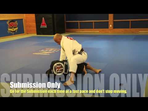 BJJ Drills to Improve your Technique, Anaerobic Conditioning, and Keeping Score Image 1