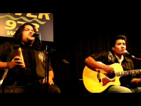 Loving You Always - LOS LONELY BOYS (Live at The Loft - The River 97.3 WRVV)