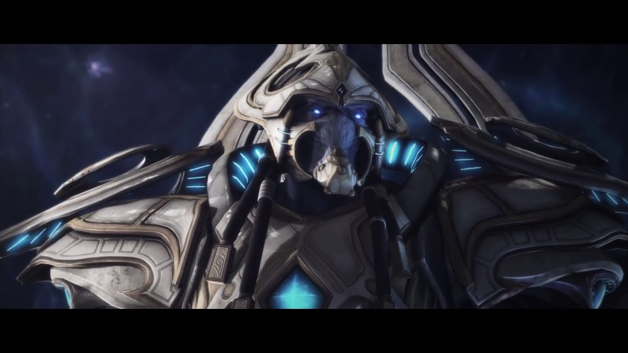 Starcraft Channel The Void Starcraft 2 Legacy of The Void