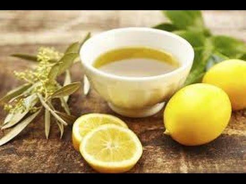 هل تعلم أن خليط الليمون و زيت الزيتون على الريق صباحا يصنع المعجزات للجسم ؟ thumbnail