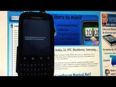 Liberar Motorola Fire. desbloquear Motorola Fire XT316 de Movistar   Movical Net