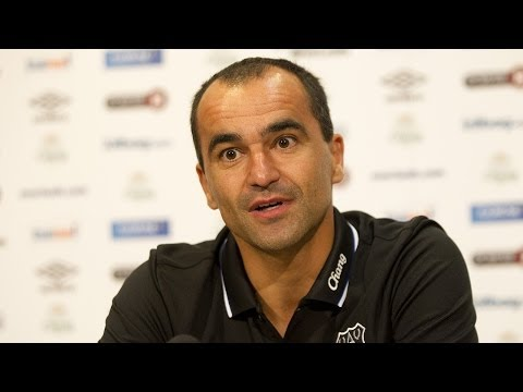 Martinez Swansea press conference