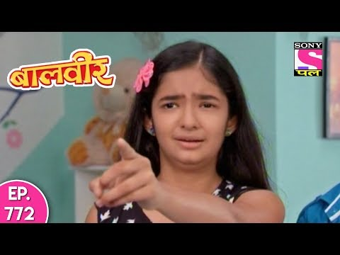 Baal Veer - बाल वीर - Episode 772 - 6th November, 2017 thumbnail