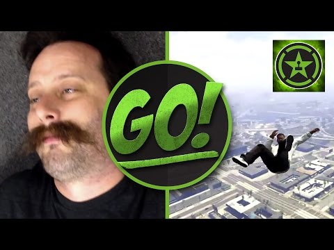 GO! #64 - Land on a Blimp Edition