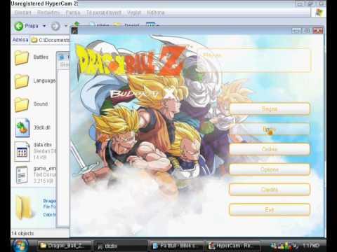 Dragon Ball Z Budokai X GamePlay!!!