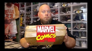 Unboxing 2 $30 Comic Book Mystery Boxes From ThatSpiderManBooth & I hit a 1ST APPEARANCE GRAIL