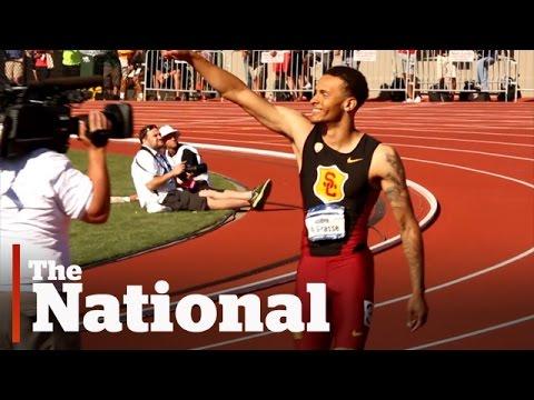Shawn Barber, Andre De Grasse: Canada's Rising Track Stars