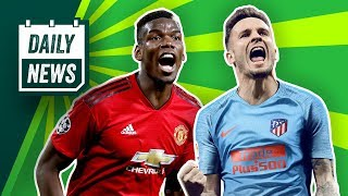 Pogba names his DREAM club, City want Saul + is Jadon Sancho worth £100m? ► Onefootball Daily News