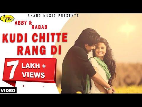 Abby Feat Rabab    Kudi Chitte Rang Di     New Punjabi Song 2017    Anand Music