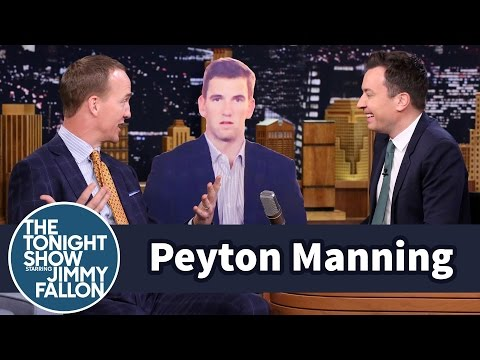 Watch Full  peyton manning discusses nfl sunday ticket tv Movie Trailer