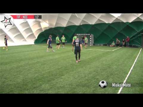 """Tippszmiksz Fc - Nocckánti 2:3 - """"IV. Bikás Sport Pub Live Soccer League"""" 13.forduló - HÉTFŐ"""