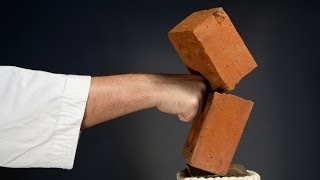 How To Break a Brick With Your Hand [Reverse]