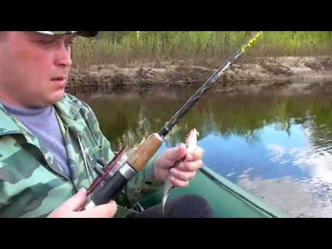 рыбалка ловля в проводку с лодки