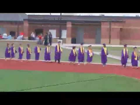 Arkansas City High School Class of 2013 commencement