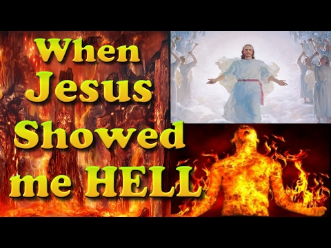 Jesus allowed me to see hell, and warn the world, Hepzibah