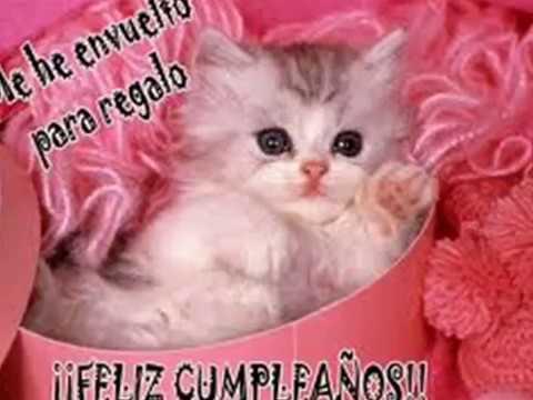 Feliz Cumpleanos mi Querida Prima Cumpleaños Feliz Para mi