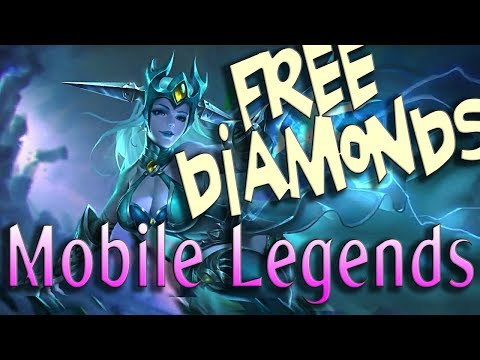 Mobile Legends - How to get FREE! Diamonds in 5 Minutes!
