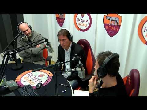 Rudi Garcia @ Roma Radio (19/01/15)