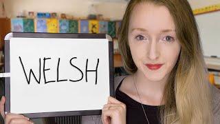 ASMR Welsh Lesson 2 - Soft Spoken Role Play