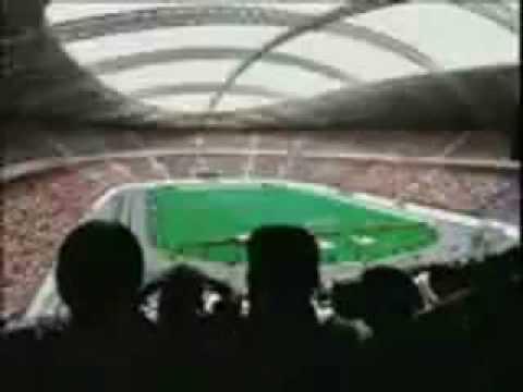 Banned pepsi soccer commercial