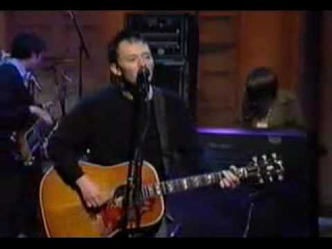 Radiohead - Karma Police (Live on Letterman) Music Videos