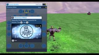 Disney Infinity 2.0 Green Goblin GAMEPLAY