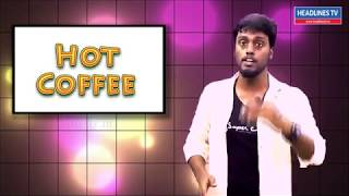 Actress Kasturi's new Twit | Hot coffee