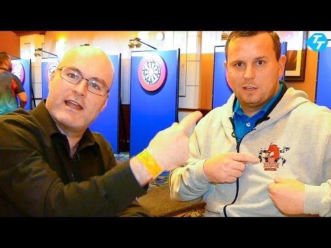 Jonathan The Womble Worsley talks Red Dragon Darts Extra with TungstenTales