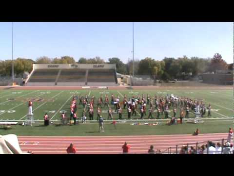 Harvest of Harmony 2011 - Aurora High School Field Show