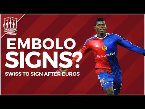 Breel EMBOLO Manchester United bound