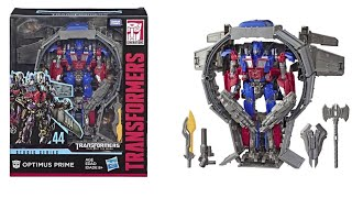 Transformers Studio Series 44 Leader Class Jetwing Optimus Prime Thoughts/Analysis