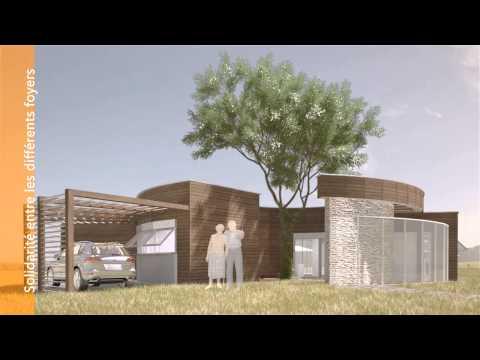 tera, Un éco-village Pour Le Xxie Siècle video