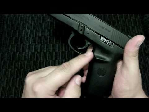 Smith and Wesson SW40F Review - Solid Perfomer!